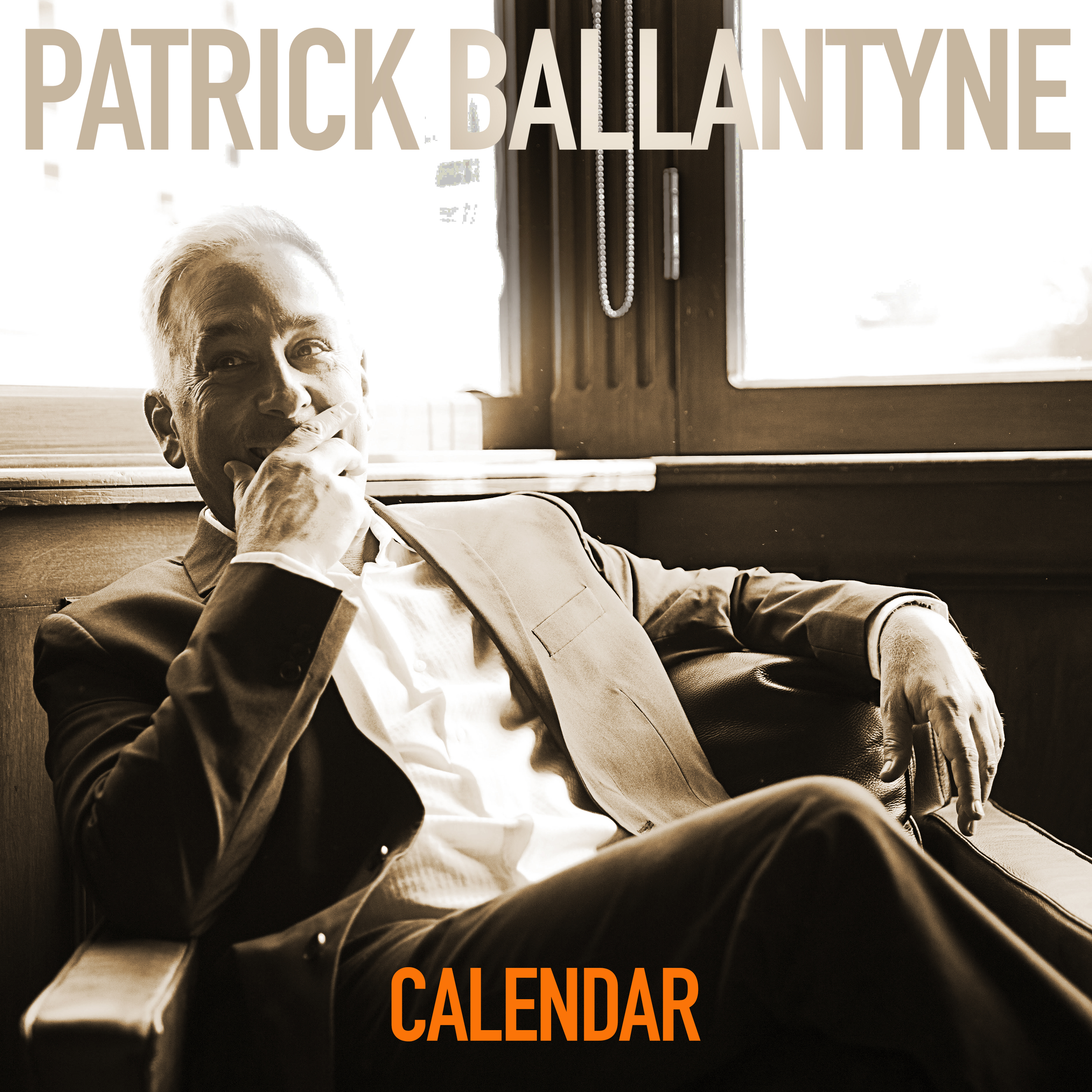 New album from Patrick Ballantyne available now!