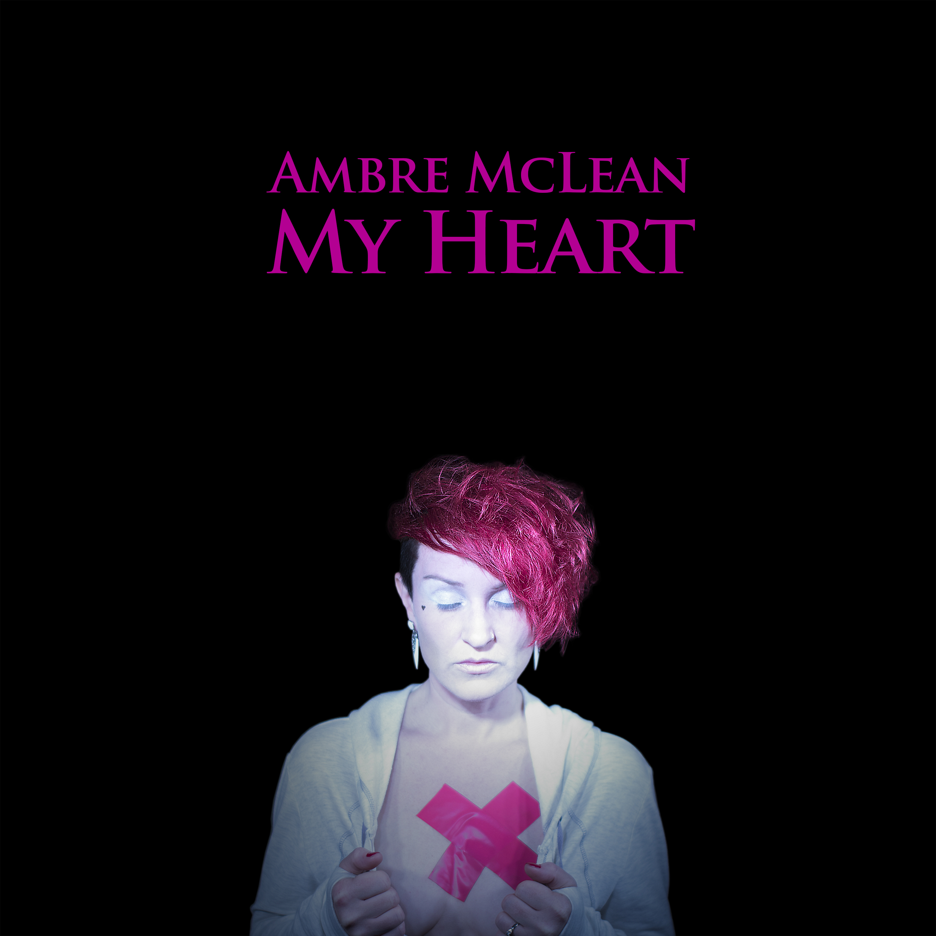 """Ambre McLean's """"My Heart"""" Out Now!"""