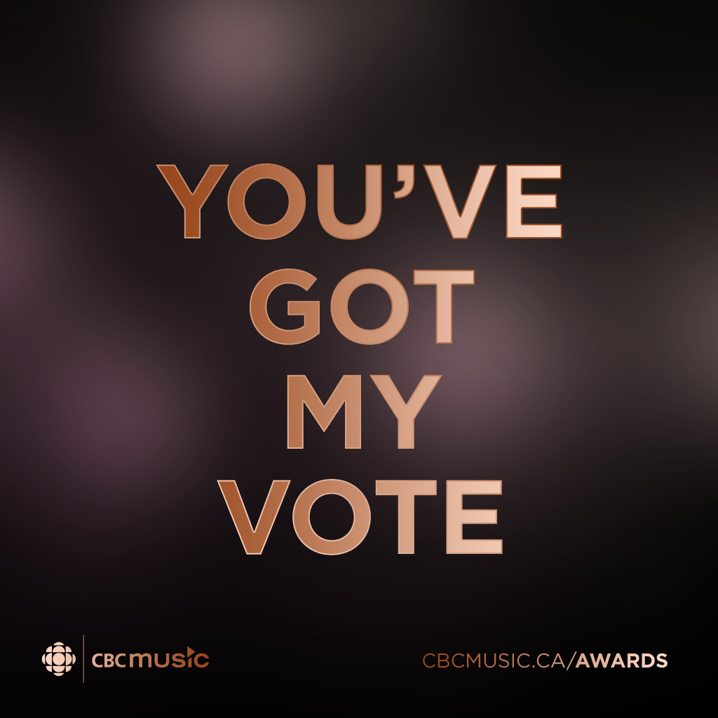 CBC Music Awards – Our Picks