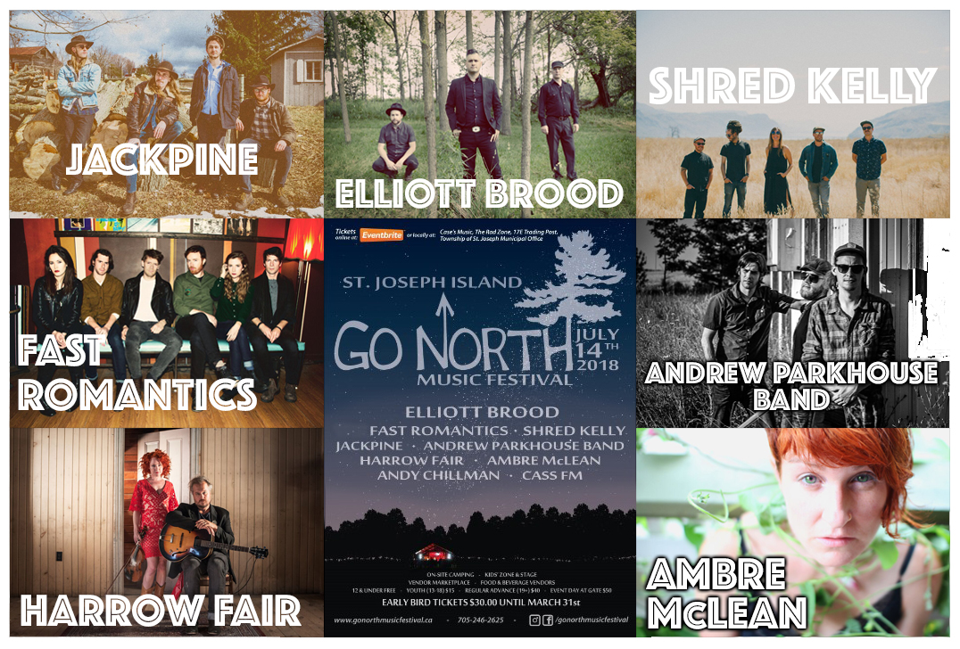 Go North! Music Festival Announces Line-up