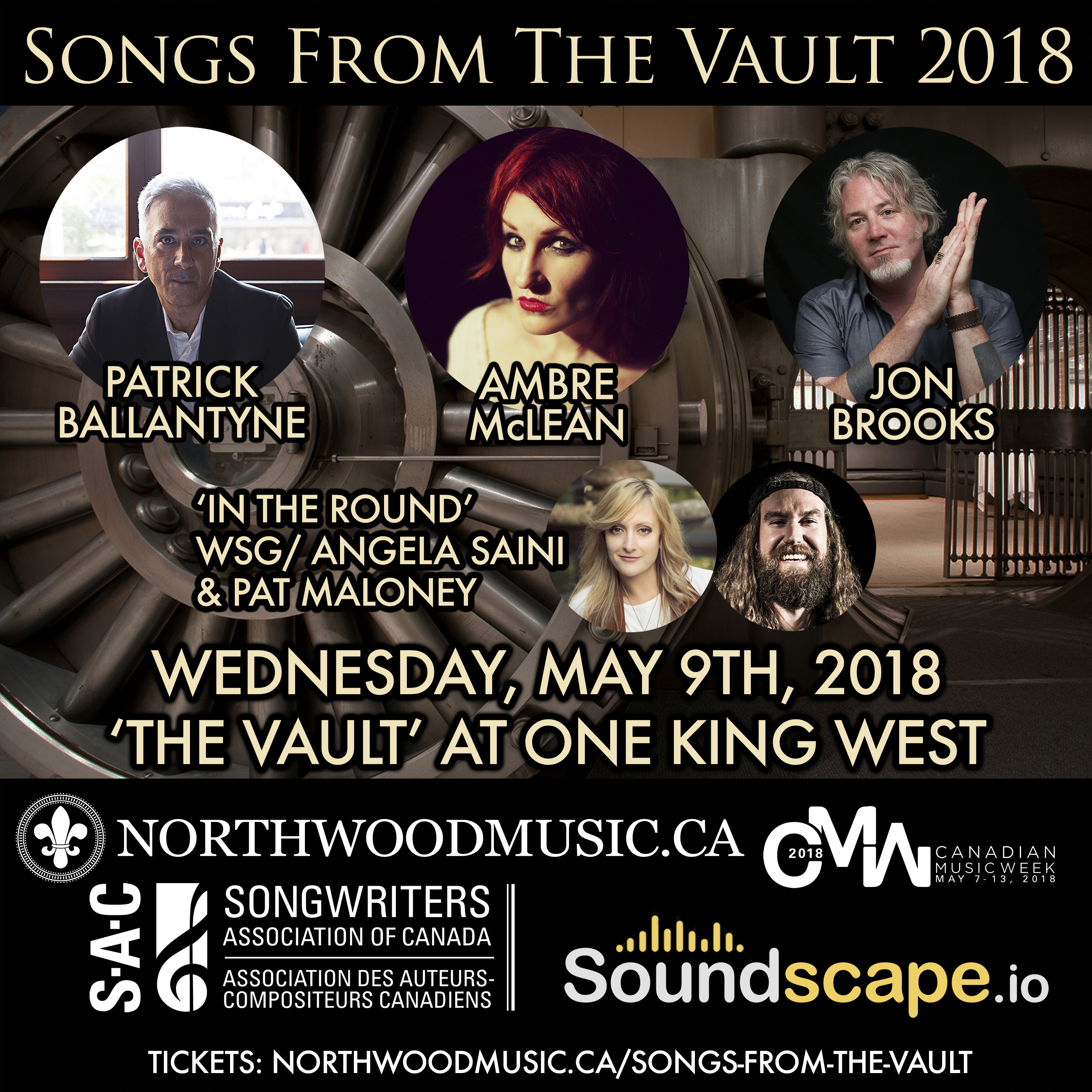 Songs From The Vault